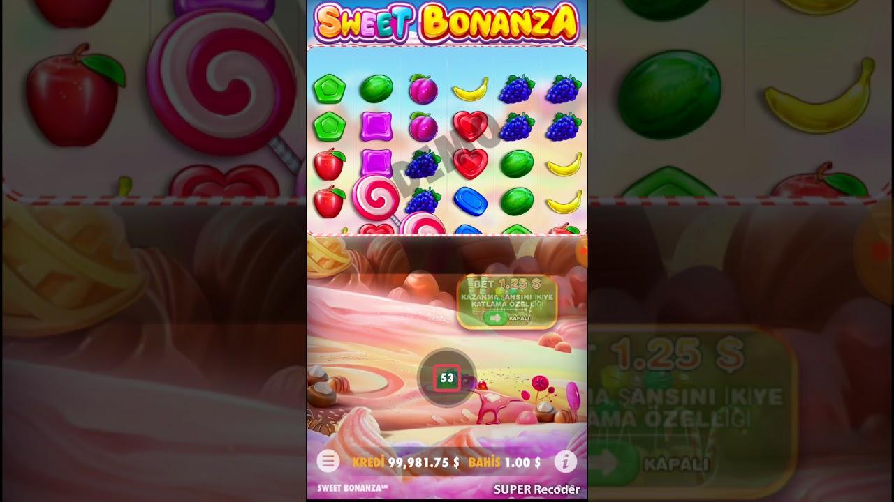 Sweet Bonanza Demo