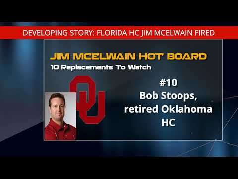Top 10 Candidates to Replace Jim McElwain as Florida Head Coach