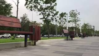 видео Моноколесо Airwheel X8 Carbon