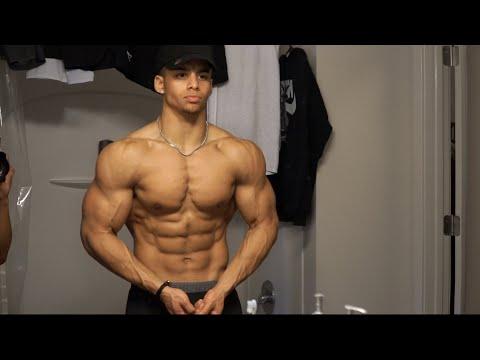Big Chest & Shoulder Workout At Home