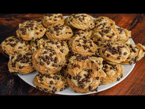 Protein Chocolate Chip Cookies Recipe! | Only 70 Calories Per Cookie!