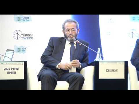 TWEC 2015 Plenary Section Past, Present and Future of the Turkish Wind Energy Sector