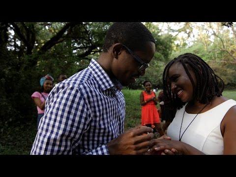 Best Marriage Proposal : Lisa + Arnold Surprise Engagement