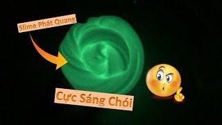 Trải Nghiệm Làm Slime Phát Quang Từ Bộ Kit Elmer's Glue II Kết Quả Bất Ngờ