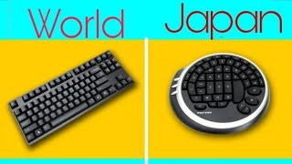 20 Things that only exist in Japan
