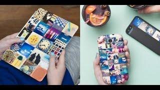 Como inventar una carcasa para tu móvil con las fotos de Instagram.