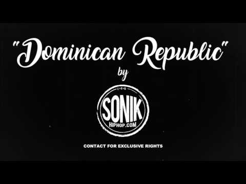 """Dominican Republic"" 2017 Hip Hop Rap Beat Instrumental [SonikHipHop.com]"