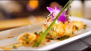 Random Access Recipes With Chef Scott Geiring - Asian Scallop Salad #1