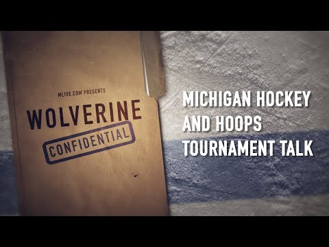 Wolverine Confidential Episode 5 - Michigan Hockey and Hoops Tournament Talk