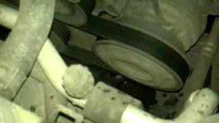 видео свист в двигателе при холодном запуске...