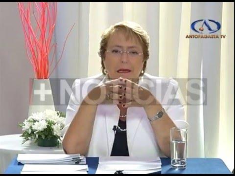 La Entrevista- Michelle Bachelet