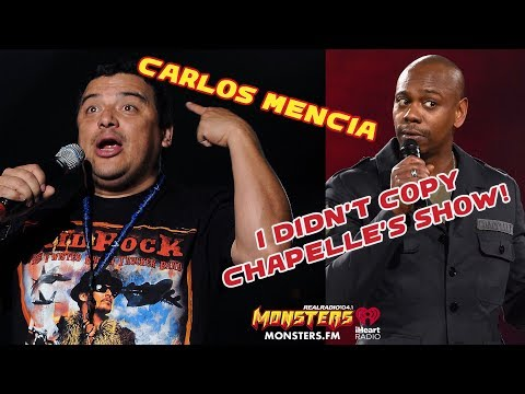 Carlos Mencia Responds To Dave Chappelle