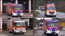 [Neues LF 20] Löschzug der Freiwilligen Feuerwehr Viernheim rückt aus