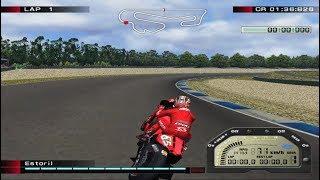 MOTOR TERCEPAT DI GAME MOTOGP 4 PS2