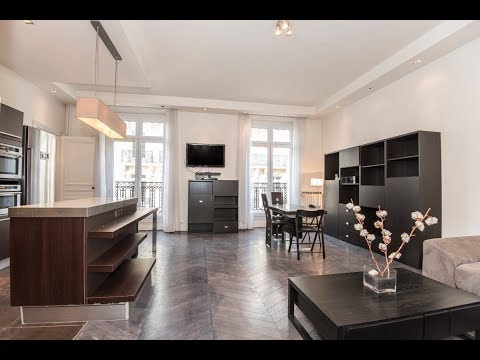 (Ref: 17094) 1-Bedroom furnished apartment for rent on Avenue de la Grande Armée (Paris 17th)
