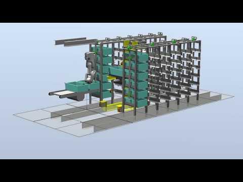 WiaB Automatic Warehouse in a Box - Algol Technics