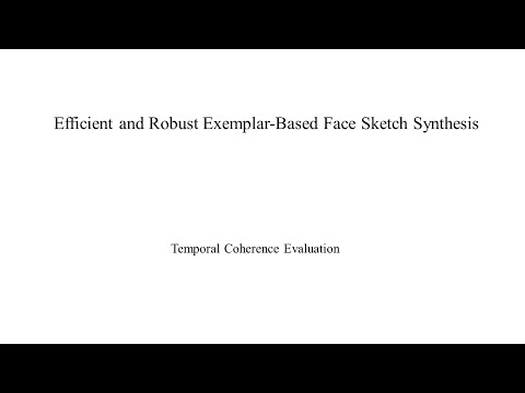 Temporal Coherence Evaluation