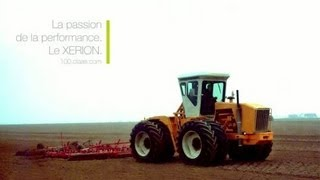 La passion de la performance. Le XERION. / 2013 / fr // 100 years of CLAAS // www.100.claas.com