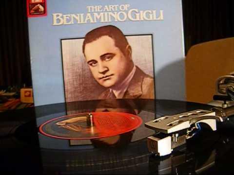 Beniamino Gigli , Elisabeth Rethberg & Ezio Pinza - Te Sol Quest' Anima - Attila Trio - Verdi