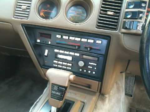 hqdefault the z31 project pt 1 youtube 1987 nissan 300zx wiring diagram at bayanpartner.co