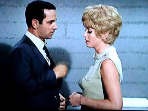 """Nice Lady """" KAOS """" Agent 2 / 3  """" Get Smart """" 1966"""