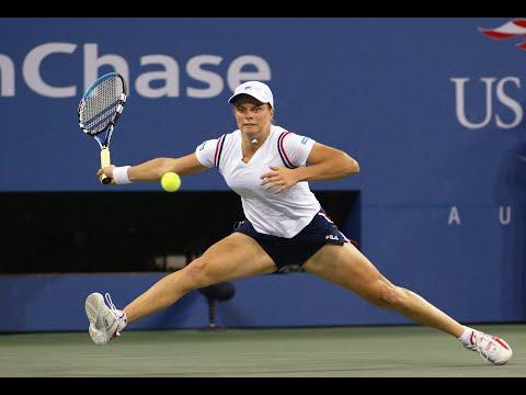 2017 US Open: Kim Clijsters outworks Davenport