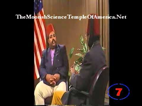 Moorish Unity --The Supreme Grand Council -- The 7 Eyes of Allah II
