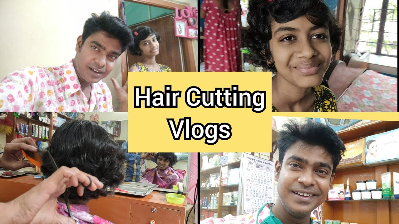 Hair Cutting Vlogs || Daily Vlog 23.08.2020 || Daily Vlogs series || Snaps&Photographs Channel