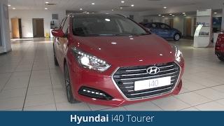 Hyundai i40 Tourer 2016 Review