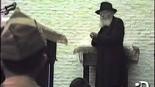 Chanukah with the Rebbe - Children's Rally | Chof Ches Kislev, 5747 (1986)