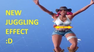 Season 6 New Juggling Glitch :D, Ghost effect to weapon and walls FORTNITE CLIPS COMPILATION