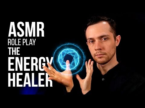 ASMR Role Play: The Energy Healer / Personal Attention / Hand Movements / Soft Spoken