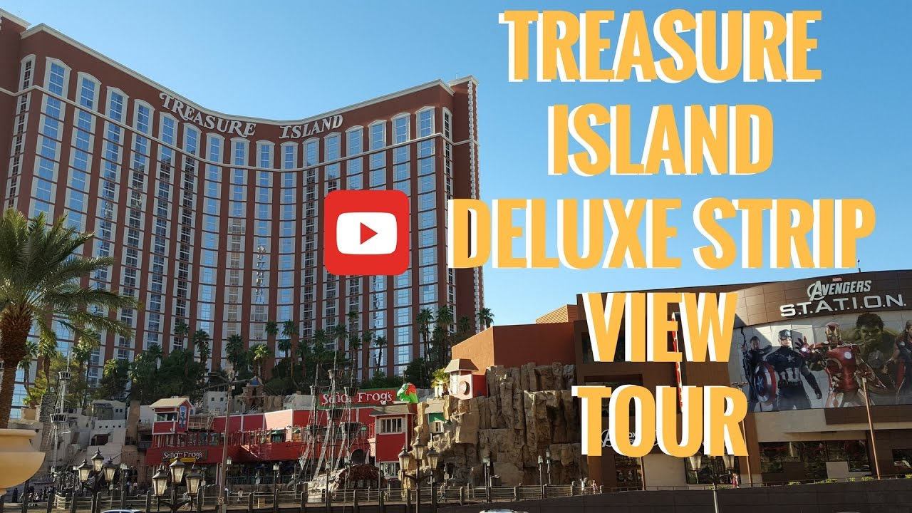 Treasure Island Las Vegas Rooms