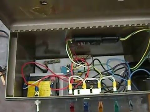 Self Contained Trailer Light Test Box  YouTube