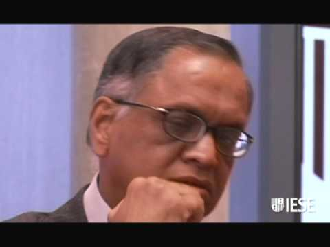 Interview with Narayana Murthy (3): How to Enter Foreign Markets