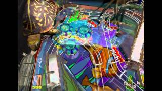 Dream Pinball 3D Aquatic Level Gameplay