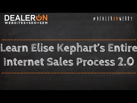 Learn Elise Kephart's Entire Internet Sales Process 2.0