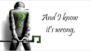 Apocalyptica - Not Strong Enough (lyrics video)