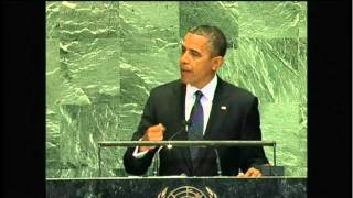 President Obama Comments on the Attack in Benghazi, Libya