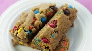 How To Make Cookie Bars
