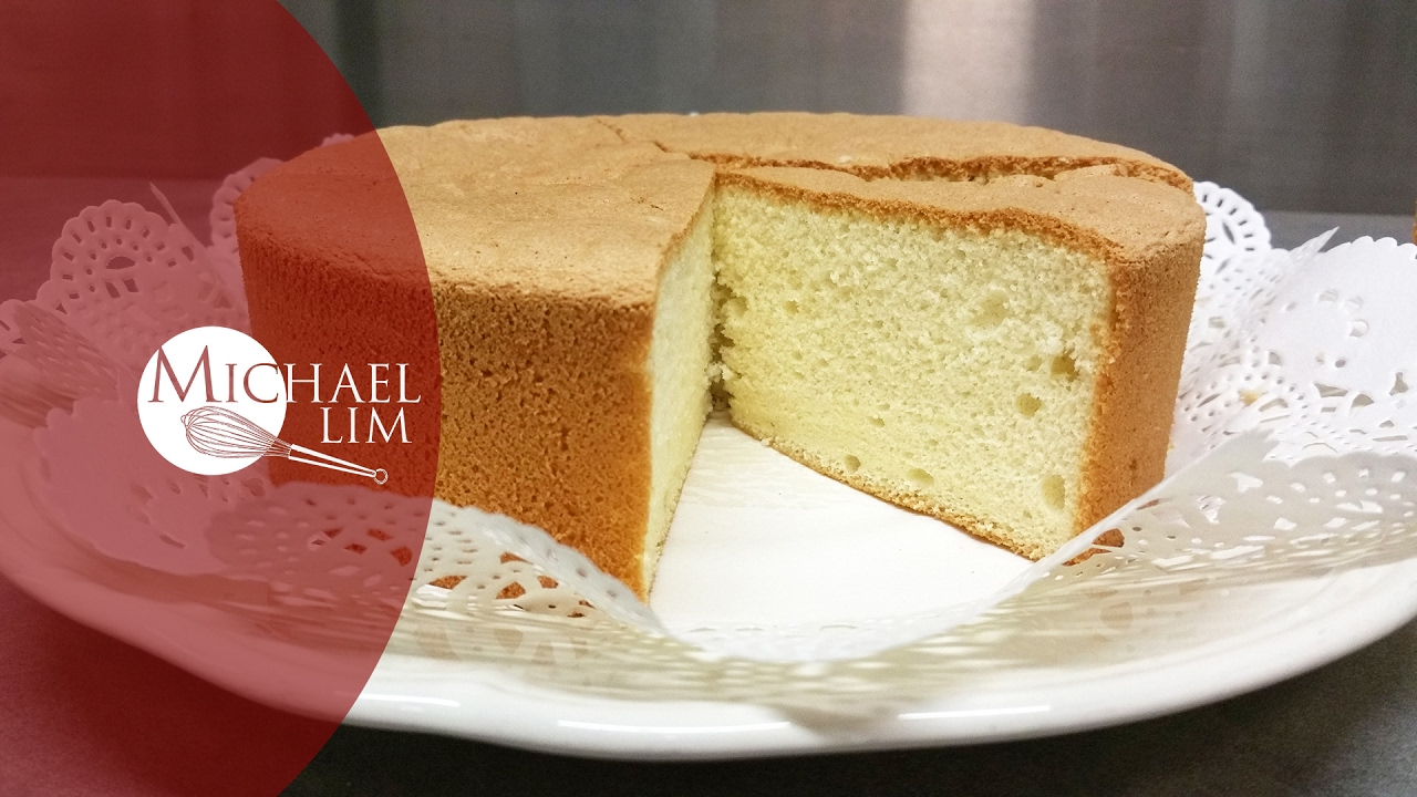 Lemon Sponge Cake Youtube