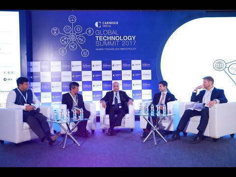 Day 2: Part 2 - 2017 Carnegie India Global Technology Summit