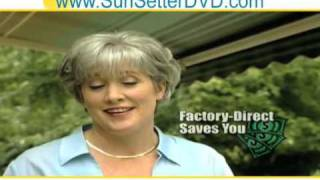 Retractable Outdoor Awnings And Canopies Maine Patio Video