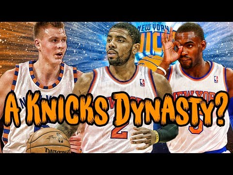 Could a Kyrie Irving Trade SAVE THE NY KNICKS?