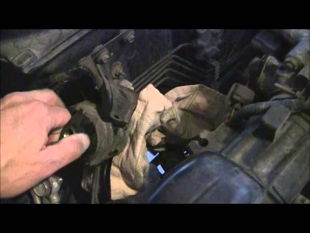 Honda CRV Fuel filter replacement - YouTubeYouTube