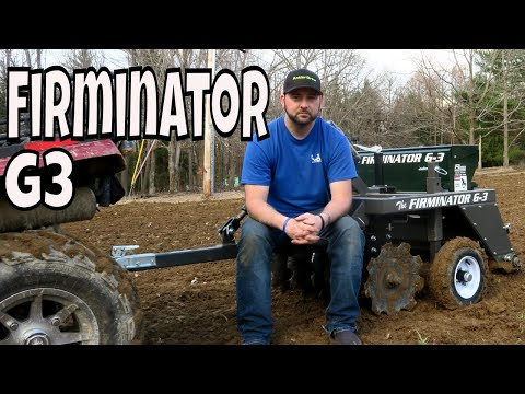 TRANSPORTING THE ATV MODEL FIRMINATOR G3 - FOOD PLOT IMPLEMENTS