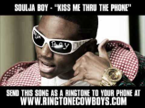 Soulja Boy - Kiss Me Thru The Phone [New Video + Lyrics + Download]