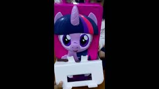 Unboxing twilight sparkle busy bag