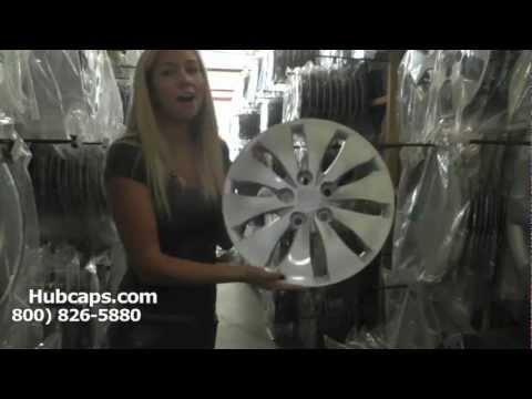 Automotive Videos: Honda Accord Hub Caps, Center Caps & Wheel Covers