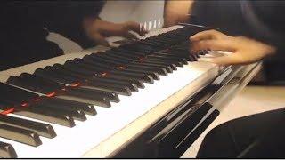 JoJo Golden Wind OP2 - Traitor's Requiem - Piano Live